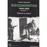 Documentos 1976-1977 Volumen Ii - Baschetti, Roberto - 2011