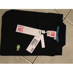Chombas Lacoste Talle 7 Slim