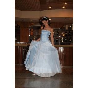 Vestido De 15 Años Fantasy, Princesa. Usado