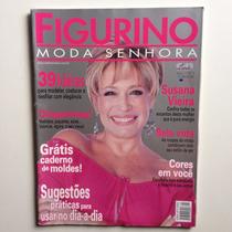 Revista Figurino Moda Senhora Susana Vieira N°05
