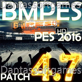 Patch Bmpes 4.7 Para Pro Evolution Soccer Pes 2016 Pc