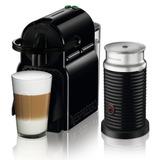 Nespresso Inissia Combo 19 Bar Com 16 Cápsulas Aeroccino - P