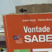 Livro - Vontade De Saber 7 - 1 Edição