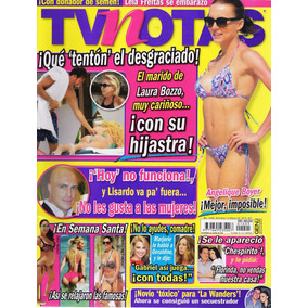 Tv Notas - Angelique Boyer, Laura Bozzo, Lisardo, Florinda