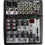 Consola Moon Mc606 Beta 6 Entradas Mixer Estudio Sonido Fx