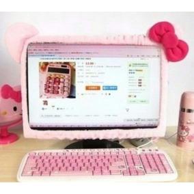 Protector O Forro Para Monitor De Hello Kitty