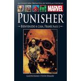 Coleccion Salvat - Punisher Bienvenido A Casa Frank #1 Y #2