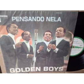 Lp Golden Boys 1967 Pensando Nela (mono)