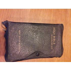 Biblia Antigua En Ingles , De Cambridge 1910 ,