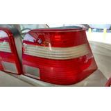 Calaveras Blancas Traseras De Golf Mk4