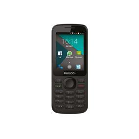 Celular Philco P2413 - 3gb - 2.4 Negro Liberado