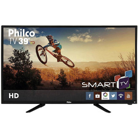 Smart Tv Led 39 Polegadas Philco Ph39n86dsgw Hd Conversor