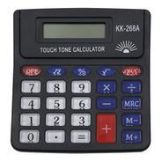 Pack X 10 Calculadora Escritorio 8 Dígito Sonido Memo Kk-268