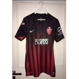 Camisa Al Ahli Dos Emirados Arabes 10 Éverton Ribeiro