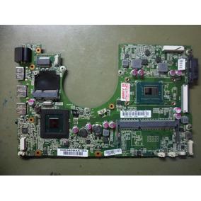 Placa Mãe Notebook Cce Ultrathin T345 Core I7 Cl341 Npb V: C