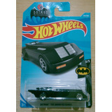 Hot Wheels Batman Batimovil Serie Animada Nuevo 2018 1/64