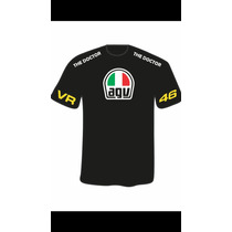Camiseta Valentino Rossi Vr46 Agv