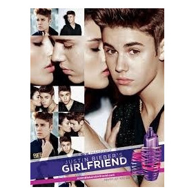 Girlfriend By Justin Bieber Dama 100 Ml