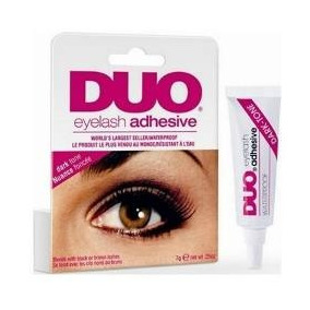 Cola Duo Eyelash Adhesive 9g Transparente P/ Cílios Postiços