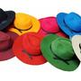 Sombrero De Gaucho Vellon De Oveja Ala 8 P/niños 52/53/54cm