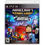 Juego Minecraft Story Mode Ca Playstation 3 Ibushak Gaming
