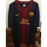 Camiseta Original Stadium Drifit Barcelona Titular 2012 2013