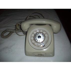 Vendo Antiguo Teléfono A Disco Ericsson