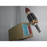 Induzido Rotor Hr4010c + Carvão Cb-350 220v Original Makita