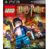 Lego Harry Potter Years 5-7 Ps3 Digital
