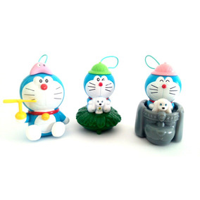 Set Straps Carritos De Traccion De Doraemon Y2279 3