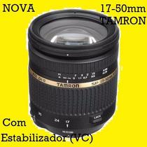 Lente Tamron Sp 17-50mm F/2.8 Xr Di Ii Vc Nikon / Nova + Nf