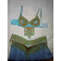 Odalisca Roupa Dança Ventre Infantil 130,00 Atelier Sonia