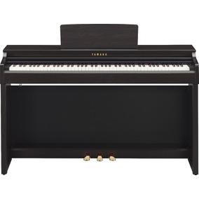 Piano Clavinova Yamaha Clp525r Rosewood (c/adaptador Pa300c)