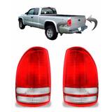 Par Lanterna Dodge Dakota 1999 2000 2001 Bicolor