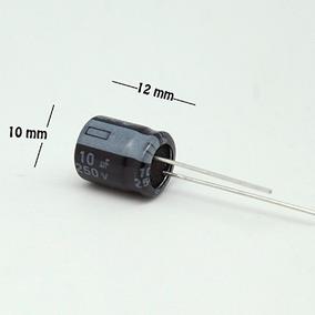 Resultado de imagen para condensador de 250v 10uf