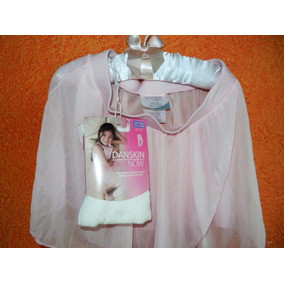 Falda Para Ballet Talla 7-8 Con Mallas Talla 7-10 P/niña