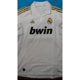 Uniforme Real Madrid 2012 - Camisa Real Madrid Masculina no Mercado ... 925512e8ff960