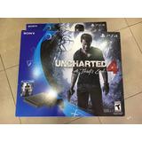 Playstation 4 Slim Bundle Uncharted 4