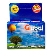 Cartucho De Tinta Compatible Hp 662xl Cz106al Tricolor