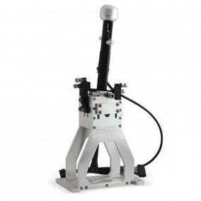 Alavanca Engate Rapido Vw Com Base Expert Fueltech - Prata