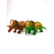 Dinosaurio De Goma Atoxico Muñeco Dino Nene @mca
