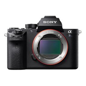 Câmera Sony Ilce-7sm2 E-mount Alpha 7sii E Sensor Full Frame