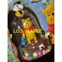 Winnie The Pooh Play Globes Para Tu Mochila Mochila Celular