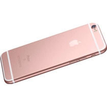 Carcasa Tapa Trasera Del Iphone 6s Gold Rose Para Iphone 6