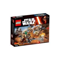 Lego Star Wars 75133 101 Piezas Mejor Precio!!