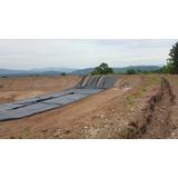 Geotextil De 1.00 Mt De Ancho X 150 Gr/m2 Negro Impermeable