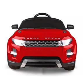 Land Rover Evoque A Bateria 12 Volts Con Radio Control