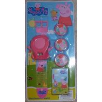 Reloj Lanza Tazos Para Niños/niñas Juguete
