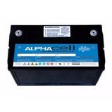 Bateria De Gel Alphacell 165 110 Amperes Made In Usa/méxico