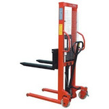 Apilador Elevador Hidraulico Manual 1000 Kg Altura 1,60 Mts
